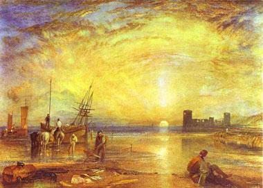 Flint Castle. William Turner, 1838. Colección particular.